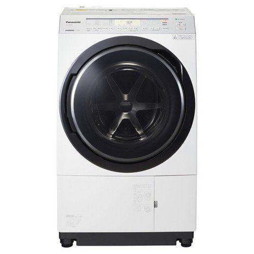 【無料長期保証】パナソニック NA-VX800AL-W ドラム式洗濯乾燥機 (洗濯11.0kg /乾燥6.0kg・左開き) クリスタルホワイト