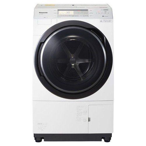 【無料長期保証】パナソニック NA-VX700AL-W ドラム式洗濯乾燥機 (洗濯10.0kg /乾燥6.0kg・左開き) クリスタルホワイト