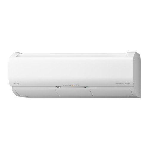 【無料長期保証】【標準工事費込】日立 RAS-X22K-W エアコン 白くまくん Xシリーズ(6畳用) スターホワイト