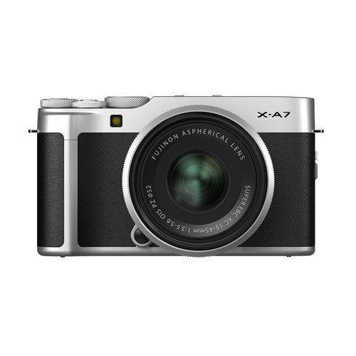 【ポイント2倍!3月15日(日)00:00~23:59まで】富士フイルム XA7 LKIT S ミラーレス一眼カメラ Xシリーズ シルバー