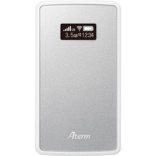 <title>NEC PA-MP02LN-SW LTEモバイルルータ Aterm メタリックシルバー 超激安特価</title>