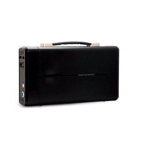 シーンズ PG-462 ポータブル蓄電池  ブラック
