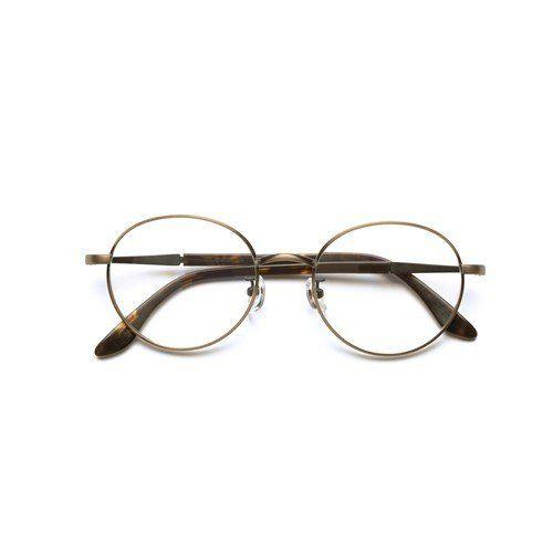 小松貿易 PG-710-BZ 老眼鏡 ピントグラス 中度 ブロンズ