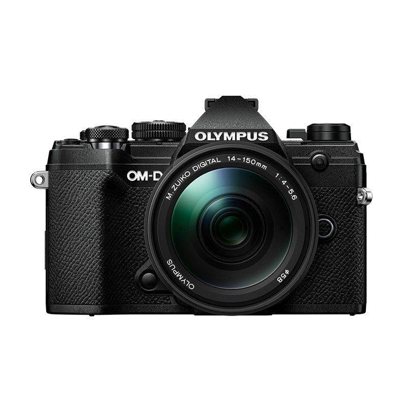 オリンパス E-M5 MarkIII・14-150mm IIレンズキット BLK ミラーレス一眼カメラ OM-D ブラック