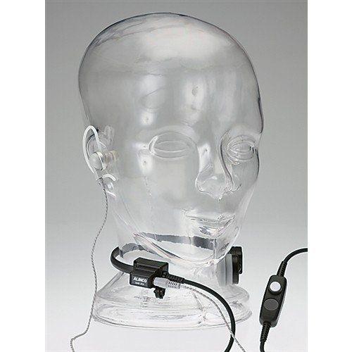 ALINCO EME-39A 咽喉イヤホンマイク(2ピン)