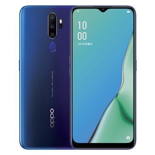 OPPO CPH1943 BL SIMフリースマートフォン Aシリーズ A5 2020 ブルー