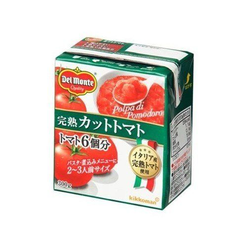 デルモンテ キッコーを含む AL完売しました デルモンテ完熟カットトマト300g 半額