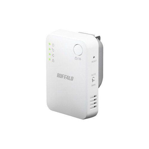 BUFFALO 信憑 WEX733DHPS 市販 中継機