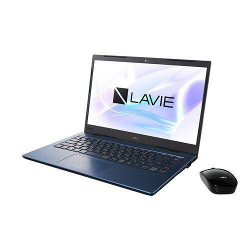 【ポイント10倍!】NEC PC-HM350PAL ノートパソコン LAVIE Home Mobile ネイビーブルー