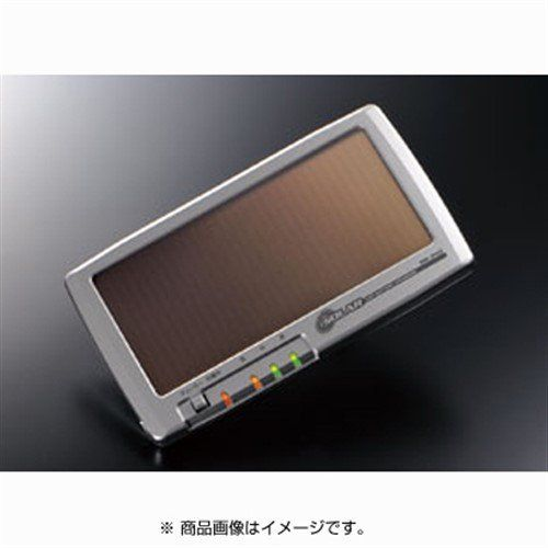 セルスター SB-300 車用バッテリー充電器 期間限定特別価格 ソーラーバッテリーチャージャー 12V専用 交換無料