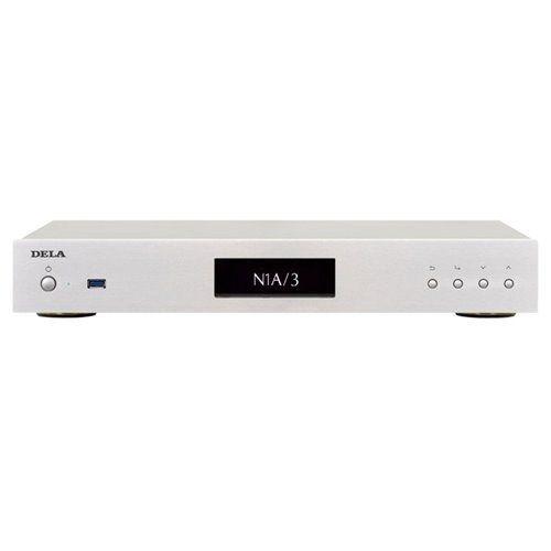 DELA N1A3H30J デジタルミュージックライブラリー シルバー
