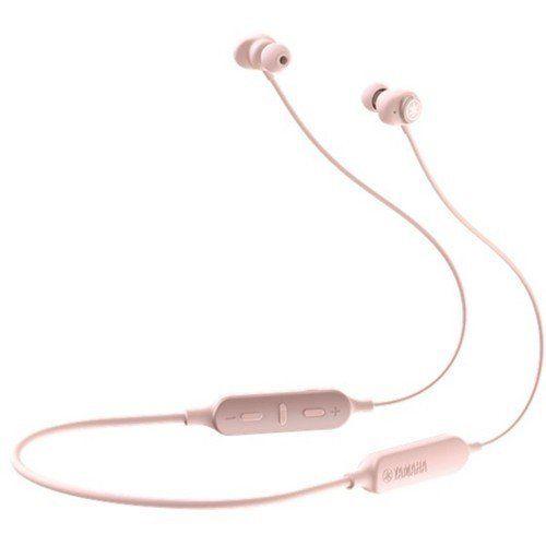 ヤマハ EP-E50A(P) Bluetoothイヤホン リモコン・マイク対応 ワイヤレス(左右コード) Bluetooth ノイズキャンセリング対応 スモーキーピンク