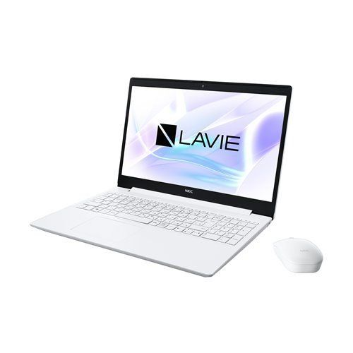 NEC PC-NS600RAW ノートパソコン LAVIE Note Standard カームホワイト