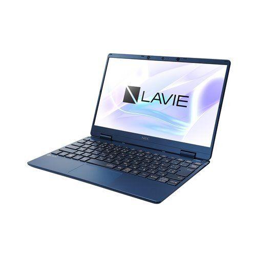 NEC PC-NM750RAL モバイルパソコン LAVIE Note Mobile ネイビーブルー