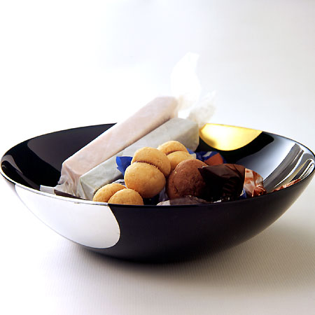 ご結婚祝いなど家族のいる食卓に…Dining Bowl日月(大)