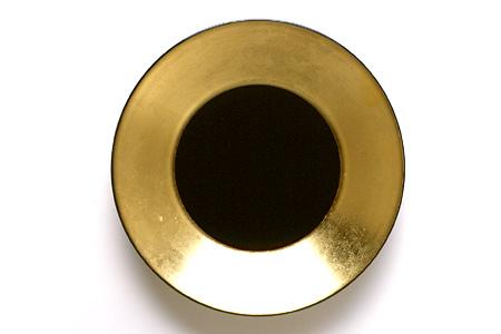 受け皿にも取り皿にも…自分らしい食器に【Plate 日月(小)】
