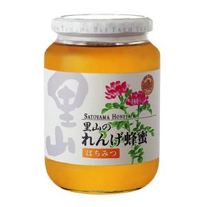 【山田養蜂場】里山のれんげ蜂蜜【国産】 1kgビン入 ギフト プレゼント 食べ物 食品 はちみつ 健康 人気
