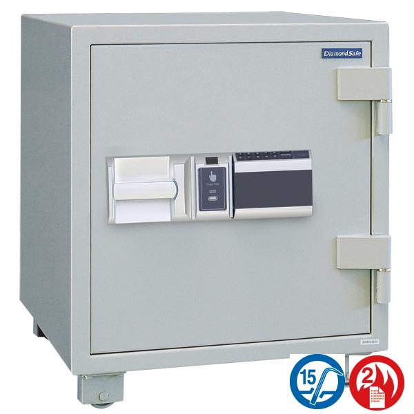 ダイヤセーフ耐火金庫 業務用 ダイヤセーフ FPシリーズFP70 内容量73リットル金庫 耐火金庫 指紋式