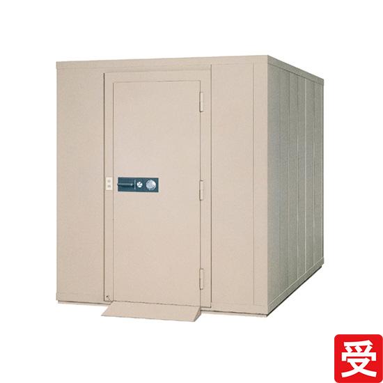 セキュリティルーム SRシリーズ 一般紙用1時間耐火性能に相当するパネル構造 内容積12200リットル SR-600 エーコー 金庫