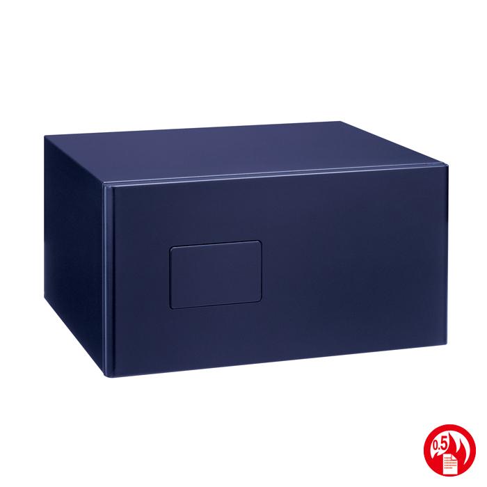 ワンキー式耐火金庫 日本製MINE(マイン) 内容量 5.4リットル日本アイ・エス・ケイ 金庫 家庭用