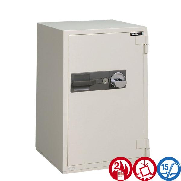 耐火金庫 PCシリーズ 指静脈照合式サガワ SAGAWA PC90V 容量95リットル