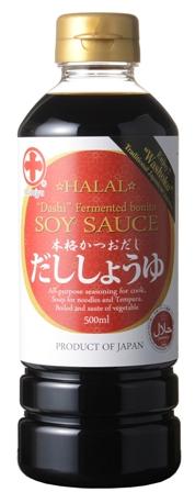 清真清真認證區大石醬油 500 毫升清真認證區大石醬油 500 毫升