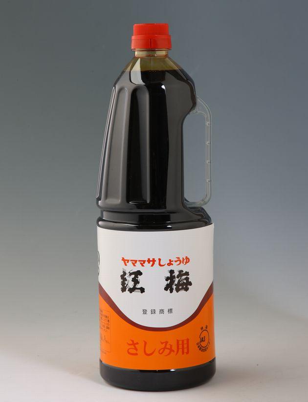 島根県で初めて再仕込み醤油を作り 紅梅と名づけました 時代が変わっても変わることのない 愛され続けている出雲の伝統の味です 島根県 かけ醤油 アウトレットセール 特集 紅梅1800ml 出雲市国富町 高砂醤油本店 新作通販