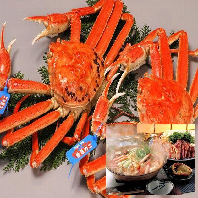 【送料無料】松葉かに(タグ付)500gx2枚【冷凍】【鳥取県米子市】【米子魚市場】(MK-2)