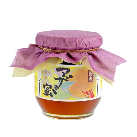豊かな香りです。リラックスしたい時に・・・。    国産蜂蜜(ハチミツ)「アザミ蜜225g(あざみ)」(北海道産はちみつ)