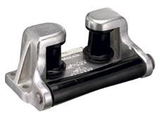 三方ローラー 200mm 00652