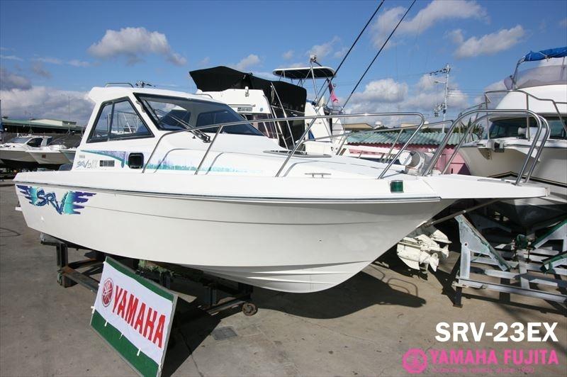 【中古艇】ヤマハ/YAMAHA SRV23(運送費別途お見積り)