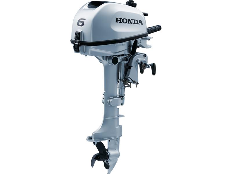 【HONDA/ホンダ】4ストローク船外機 BF6AHSHNJ (別途送料お見積り)
