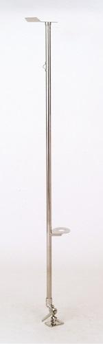 REGAR リガーマリン起倒式航海灯ステーL(高さ1400mm) 6070
