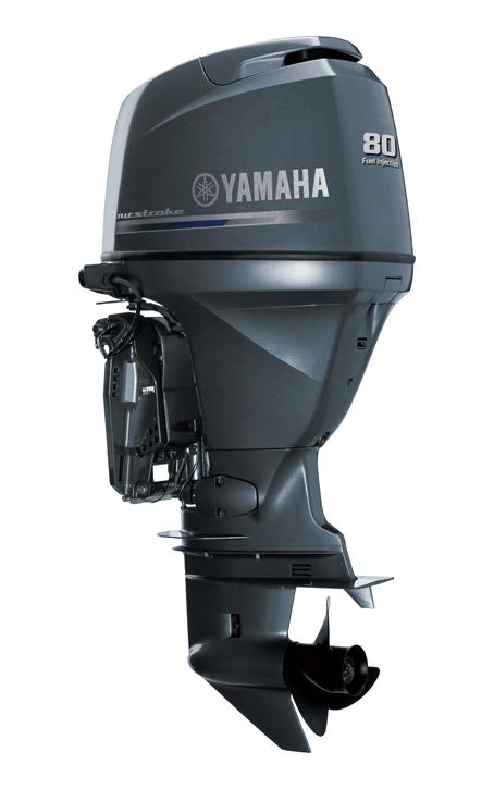 【ヤマハ発動機/YAMAHA】4ストロークモデル船外機 F80DETL