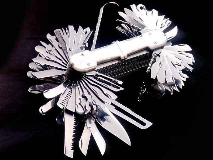 P. LANG/P. ラング 作 ドイツのマイスターが作った100徳ナイフ