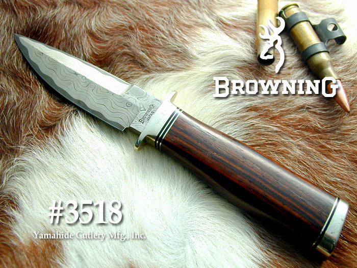 BROWNING/ブローニング #3518 彫金無