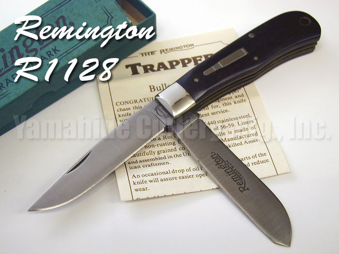 REMINGTON/レミントン R1128 トラッパー 復刻版