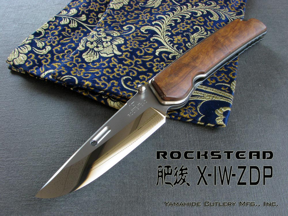 ROCKSTEAD/ロックステッド 肥後 HIGO X-IW-ZDP【予約】