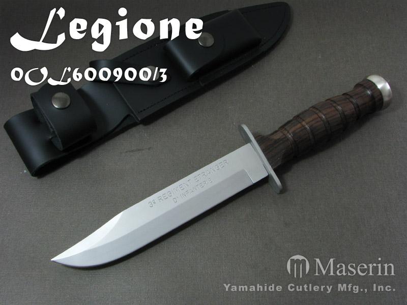最も完璧な Maserin Maserin/(マセリン)/(マセリン) #0OL600900 Legione/3 Legione レギオン レギオン シースナイフ ミリタリー, アットスポット:0b616010 --- supercanaltv.zonalivresh.dominiotemporario.com