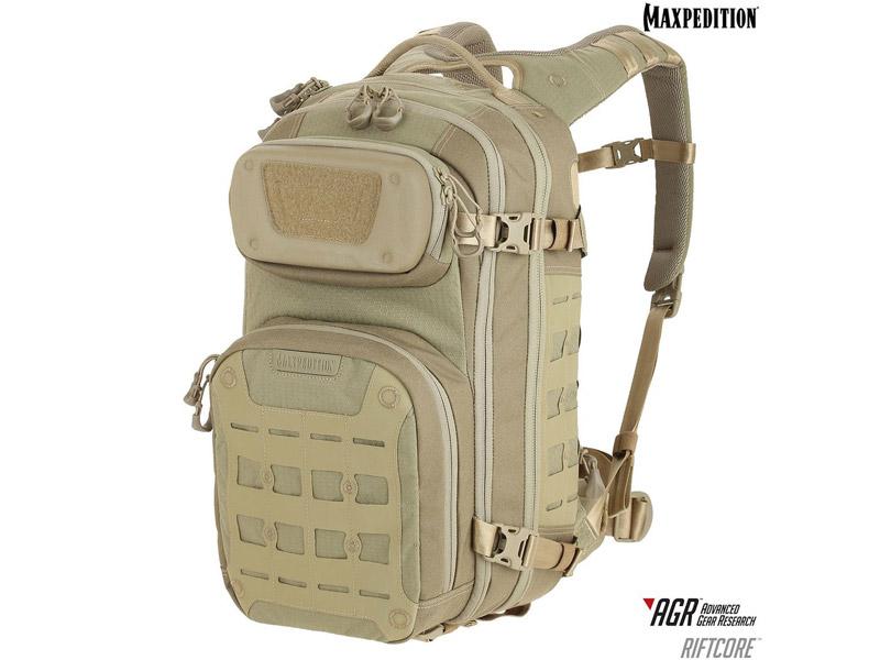 マックスペディション RFCTAN リフトコア バックパック 23L AGR/タン MAXPEDITION Riftcore Backpack