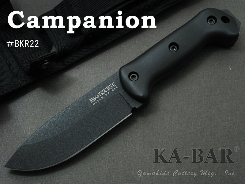 KA-BAR/ケーバー BKR22 ベッカー カンパニオン シースナイフ