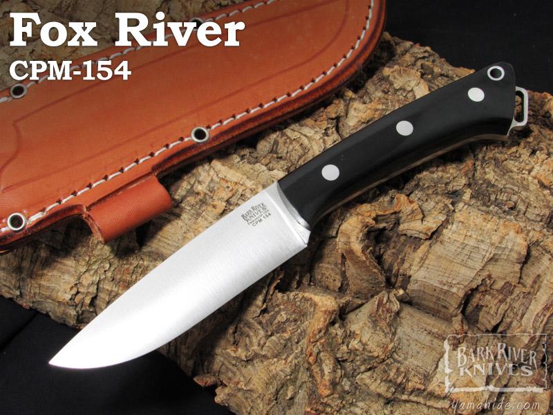 バークリバー BA01153MBC フォックスリバー CPM-154 ブラックキャンバスマイカルタ,Bark River Fox River
