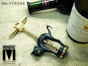 MONOPOL/東西桿·葡萄酒的軟木起子黑頁岩