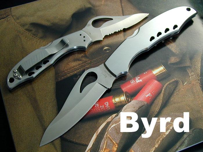 SPYDERCO/スパイダルコ Byrd 2本セット
