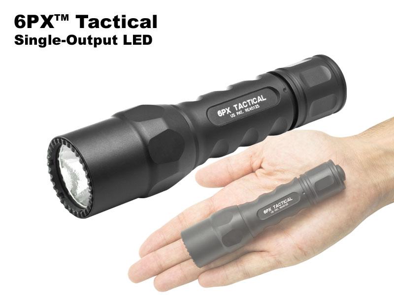 『5年保証』 SUREFIRE LED 320ルーメン/シュアファイア 6PX-Tactical 6PX-Tactical LED 320ルーメン, 宇多津町:797e7727 --- supercanaltv.zonalivresh.dominiotemporario.com