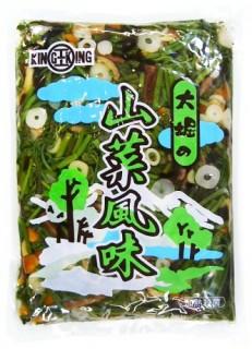 上品 太堀 送料無料お手入れ要らず 山菜風味 1kg