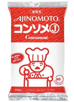 味の素 コンソメJ 値引き 500g 全商品オープニング価格