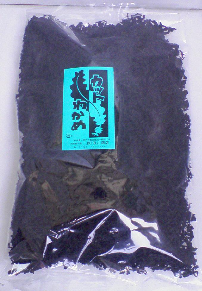及川商店 乾燥カットわかめ(韓国産) 500g