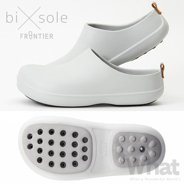 《全2色》frontier bi sole (OPENED SOLE) バイソール サンダル 【フロンティア デザイン雑貨 シンプル 北欧 スリッポン ベランダ アウトドア オープンドソール】