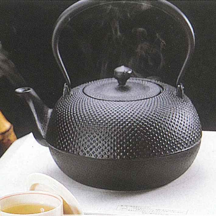 鐵瓶丸 Arale 1.7 L 南部鐵日本傳統工藝產品日本茶綠茶中國茶葉鐵供應居橋居橋 02P05Nov16